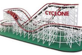 cool stuff for your office. Cyclone Is A Working Rollercoaster For Your Desk Cool Stuff Office