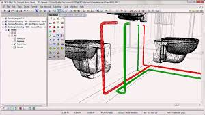 Water Supply Network Design Software Free Download Dds Cad Getting Started Plumbing System Design 7 8