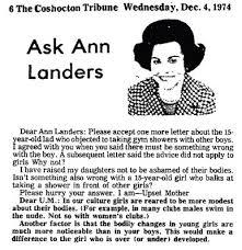 Image result for ann landers