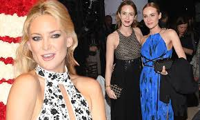 Kate Hudson, Diane Kruger, and <b>Emily</b> Blunt flaunt their style ...