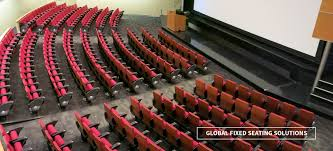 Auditorium Seating Lecture Hall Seating Fixed Seating