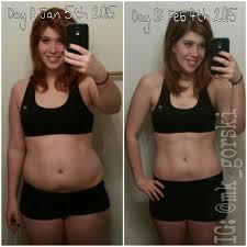30 day progress pics using the insanity workout program results motivation fitness