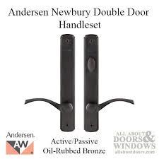 newbury multipoint lock handle sets