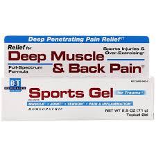 Boericke Tafel Pain Relief <b>Sports Gel</b>