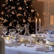 White Christmas Table Decorations Interior Design For Home Remodeling  Marvelous Decorating To White Christmas Table Decorations