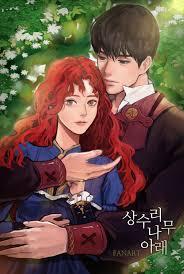 NISSI _ - Under the Oak tree (Novel) Fan art