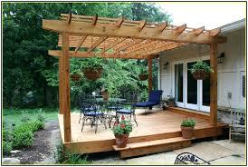 pergola deck shade ideas outdoor nz entrecielos