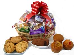 baby gift baskets london uk in cookie and brownie gift basket gifts