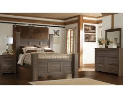 california king poster bed bedroom
