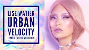 lise watier spring 2018 makeup collection sneak k