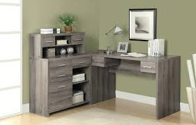 home office desk corner. home office furniture corner computer desk black ryman