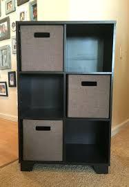 espresso cube storage closetmaid 6 cube storage organiser espresso