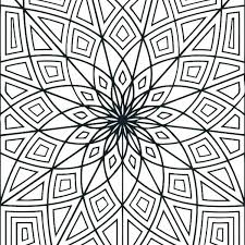 Cool Geometric Patterns Printable Pattern Coloring Pages Geometric