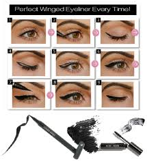 do smokey eye makeup winged liner simple eyeliner tutorial beauty makeup eye cat eyes liquid hair of you know how