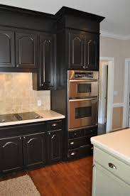 Kitchen Matte Black Kitchen Doors Black Shiny Cabinets Black