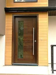 Front Doors : Home Door Modern Glass Front Entry Doors Modern ...