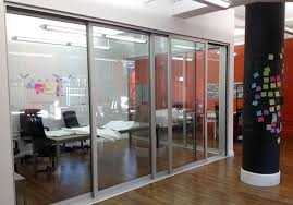 great sliding glass office doors 2. Interior Sliding Glass Doors Canada The Gallery With Unique Commercial Great Office 2 D