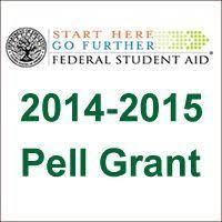 2014 15 Pell Chart 7 Best Pell Grant Images In 2019 Pell Grant Scholarships
