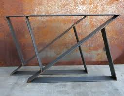 contemporary metal furniture legs. this contemporary table leg design is simple yet very modern top plate if you metal furniture legs
