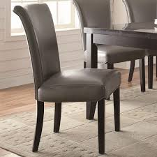 game table chairs coaster newbridge upholstered metal side chair coaster fine furniture metal dining