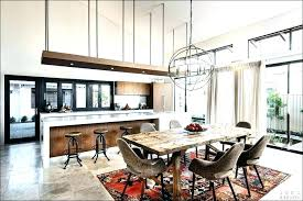 Modern Light Fixtures Dining Room Inspiration Mid Century Modern Dining Room Light Fixtures Images Large Hanging