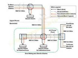 system sensor conventional smoke detector connection diagram how to install a hardwired smoke alarm ac power and