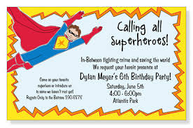 superheroes party invites super hero unite invitation myexpression 15197