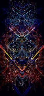 Abstract Art Wallpaper Iphone X - Art ...