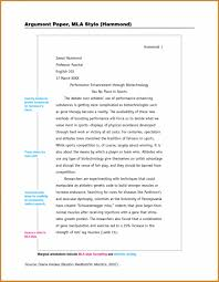 015 Essay Example In Mla Format Help With Writing Your How To Write
