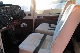 1981 cessna 172 n51616 seats