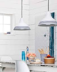 Striped Desk Lamp Martha Stewart