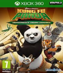 Kung Fu Panda Confrontación de Leyendas Legendarias RGH Esp Mega Xbox Ps3 Pc Xbox360 Wii Nintendo Mac Linux