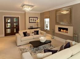 brown living room. Color Paints For Living Room Wall Pleasing Design Mounted Fireplace Mount Electric Brown O