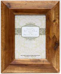 wood picture frames. Acacia Wood Frame 5X7-Brown Wedge Wood Picture Frames