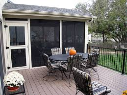 cost to build a deck porch or sunroom