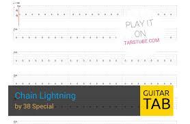 lighting cords. 38 Special \u2014 Chain Lightning Guitar Tab \u0026 Chords Lighting Cords
