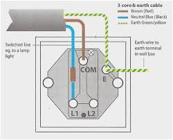 light socket wiring diagram inspirational socket wiring diagram uk ring main unit diagram wiring of light