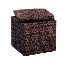 Build An Ottoman How To Build Storage Cube Ottoman Home Improvement 2017