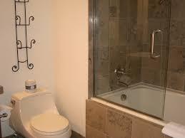 bathtub shower combo modern