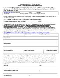 Georgia Food Stamp Eligibility Chart 2014 2019 Form Ga 508 Fill Online Printable Fillable