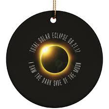 Ornament Size Chart Amazon Com Christmas Tree Decorations Total Solar Eclipse