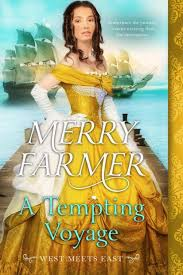 A Tempting Voyage (West Meets East, #6) by Merry Farmer | NOOK Book (eBook)  | Barnes & Noble®