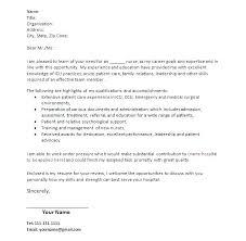 Nursing Cover Letter New Grad Cover Letter For New Graduate Nurse In ...