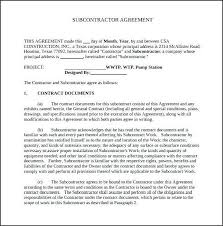 Contract Forms For Construction Sample Of Construction Contract Forms Aia 252 Ocweb