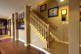 open basement stairs. Fine Stairs Erie Basement Finish Traditionalstaircase With Open Stairs S