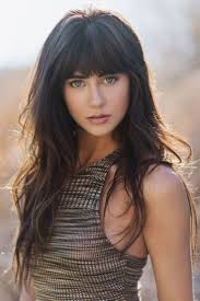 Best 25 Long Layers With Bangs Ideas On Pinterest Hair With