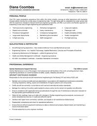 Aircraft Technician Resume Sample Ap Mechanic Cover Letter Resume Sample Job And Resume Template 24