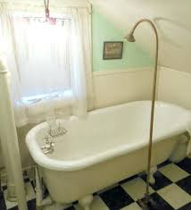 used clawfoot bathtub fantastic used tub shower kit tub shower head claw foot tub with standard used clawfoot bathtub