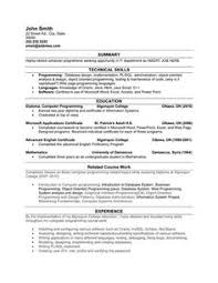 Resume Template Software 8 Best Best Java Developer Resume Templates Samples Images