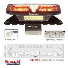 whelen towman s justice tow truck light bar n com